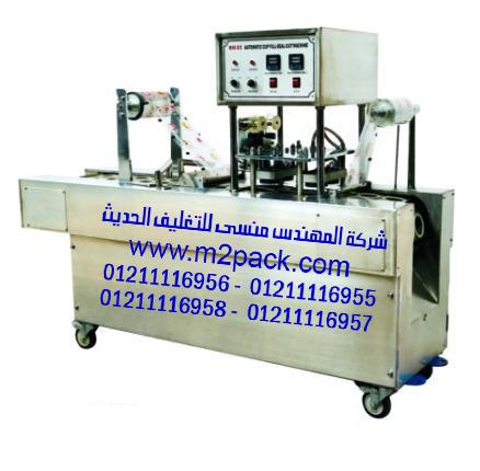 ماكينة التغليف الجلدية – M2PACK TB - 390